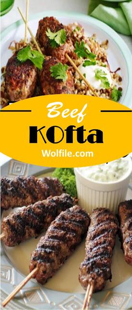 Beef Kofta Recipe #Beef