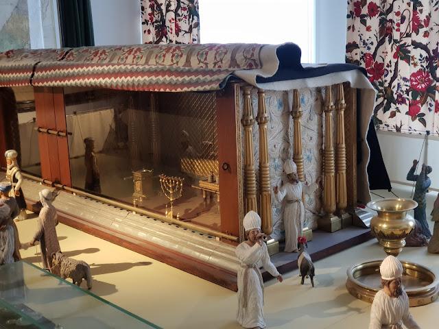 """המשכן במוזיאון התנ""""ך באמסטרדם"""