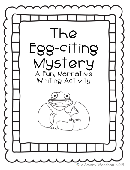 2 Smart Wenches: E is for Egg-citing Writing