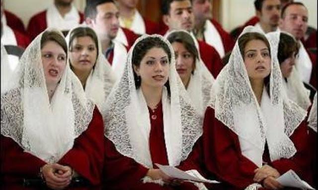 Mengenal Arab Kristen di Timur Tengah