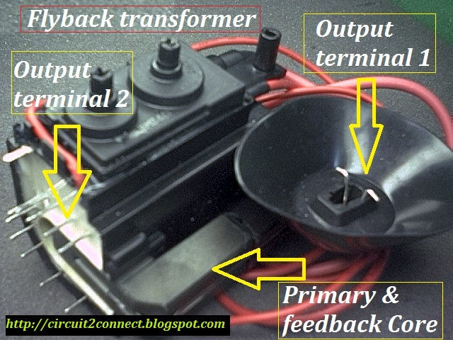 Low Cost Flyback Transformer Driver Circuit (Build Low cost