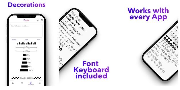 أفضل تطبيقات لتغيير الخطوط لمستخدمي Fonts+for+Instagram.