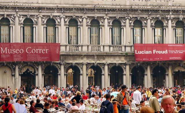 Ingressos para o Museu Correr em Veneza