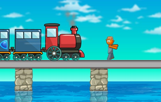 Play Jolly Boy Train Escape