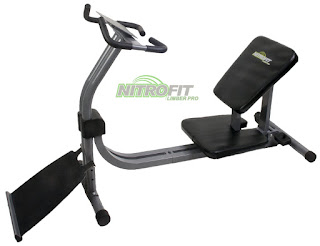 Nitrofit Limber Pro Stretch Machine, image, review features & specifications
