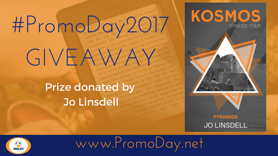 #PromoDay2017 #Giveaway www.PromoDay.net @jolinsdell
