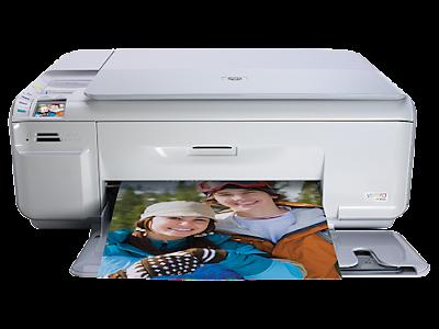 HP Photosmart C4580 Printer Drivers Download