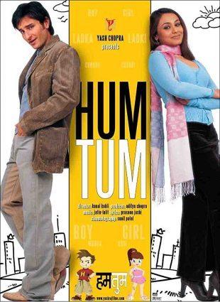 Hum Tum 2004 Full Hindi Movie Download BRRip 720p MSub
