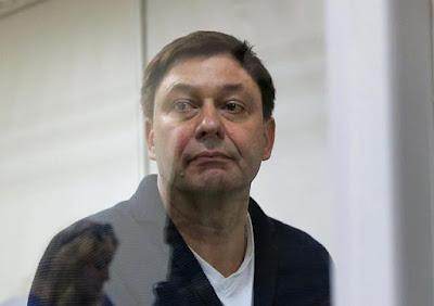 Суд продовжив арешт кремлівському пропагандисту