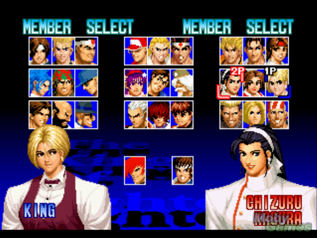 Wars And Battles Consulter Le Sujet King Of Fighter 98 Plus