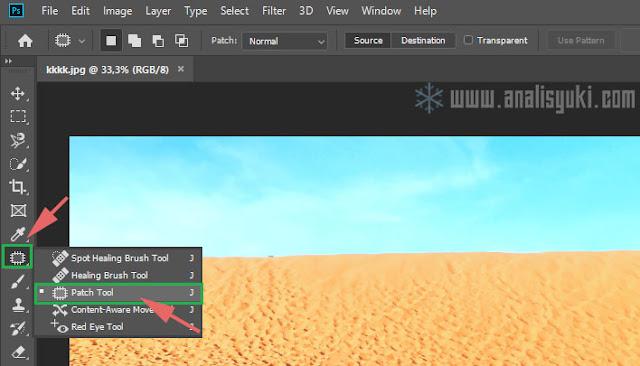 2 Cara Menghilangkan Objek Di Photoshop Tanpa Merusak Background