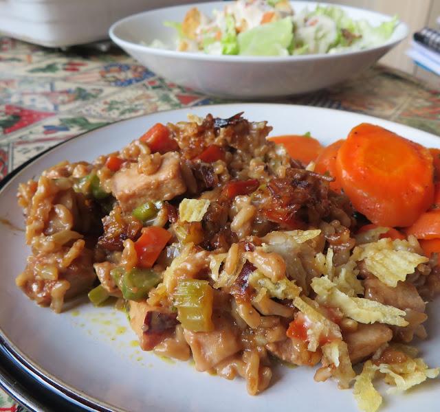Pork & Rice Casserole