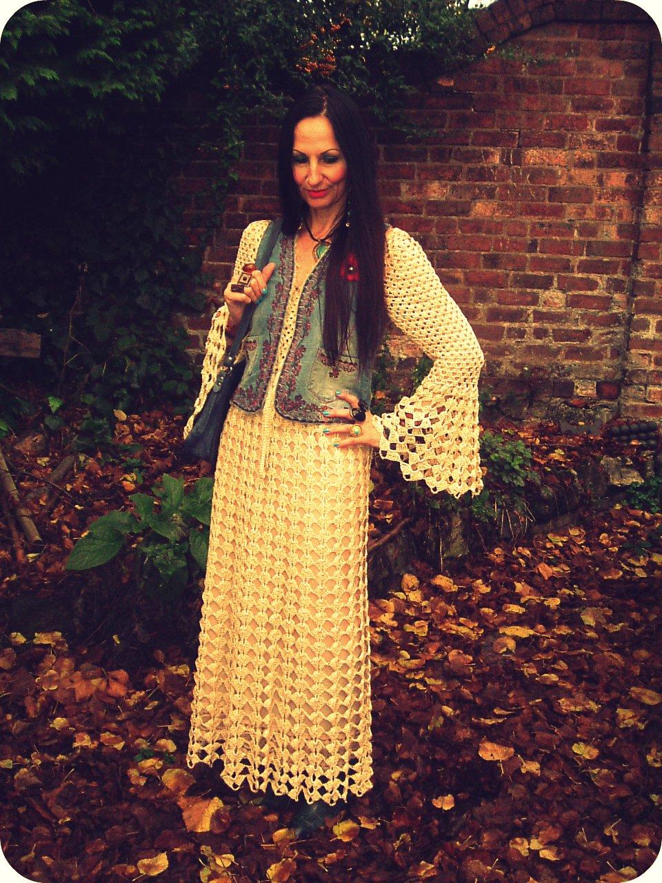 Vintage Vixen: Crochet Crazy