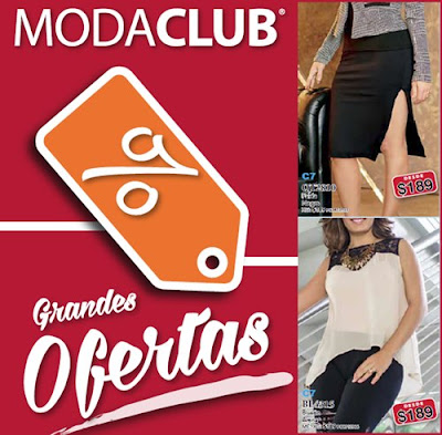 Moda Club Ofertas de ropa Vol.1 2016
