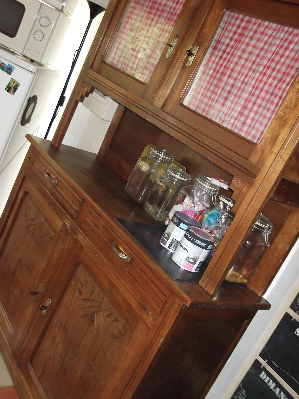 repeindre un meuble de cuisine