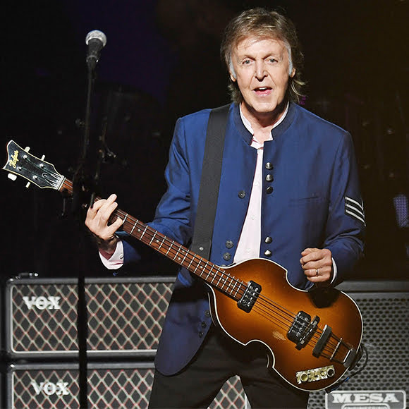 Succès financier pour la tournée «One on One» de Paul McCartney