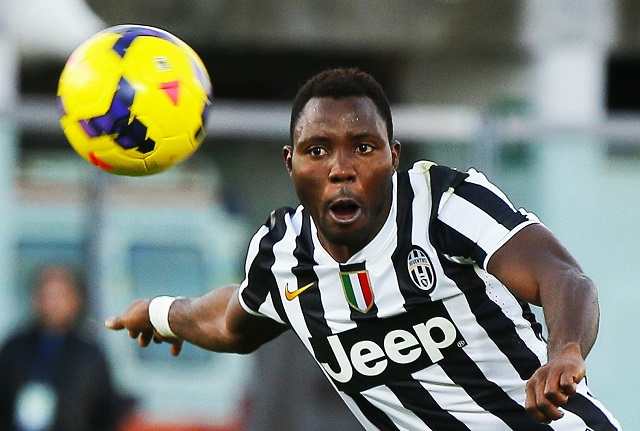 Kwadwo Asamoah wins fourth Scudetto medal with Juve