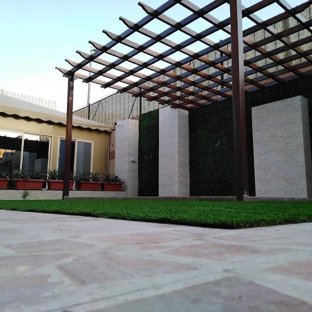 ما هي طريقة تركيب شركة تنسيق حدائق في ينبع ؟