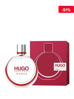Apa de parfum Hugo Woman (2015), 50 ml, Pentru Femei