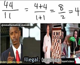 Maths Meme