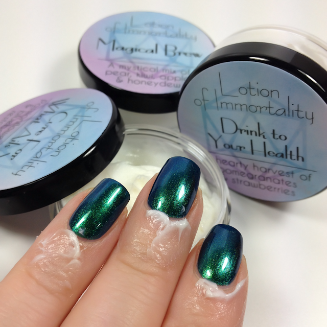 Lucky 13 Lacquer-Lotion of Immortality Trio