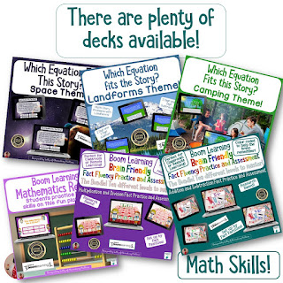 Twelve Reasons to Use Boom Learning Digital Task Cards: Do you want to make teaching easier for you and fun for the students? Here are 12 ways!