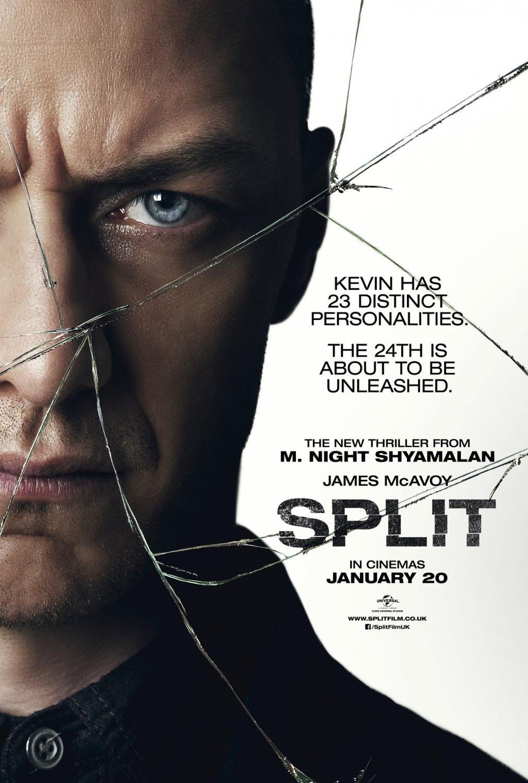 Nonton Film Split (2016)