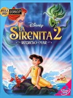 La Sirenita 2 (2000) HD [1080p] Latino [Mega]dizonHD