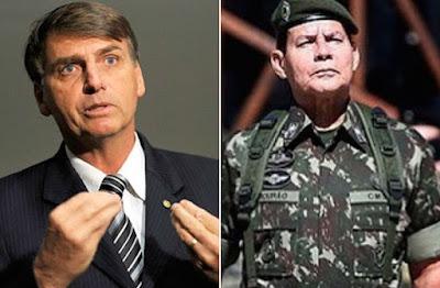 Vice de Bolsonaro defende o Fim da Estabilidade no Serviço Público