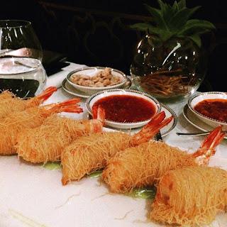 Shangri-La Bosphorus shang palace çin lokantası çin yemekleri