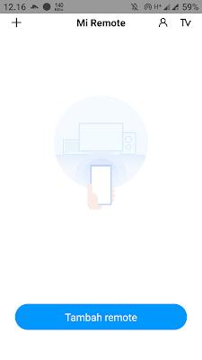Cara Ampuh Setting Smartphone Menjadi Remote (Xiaomi)