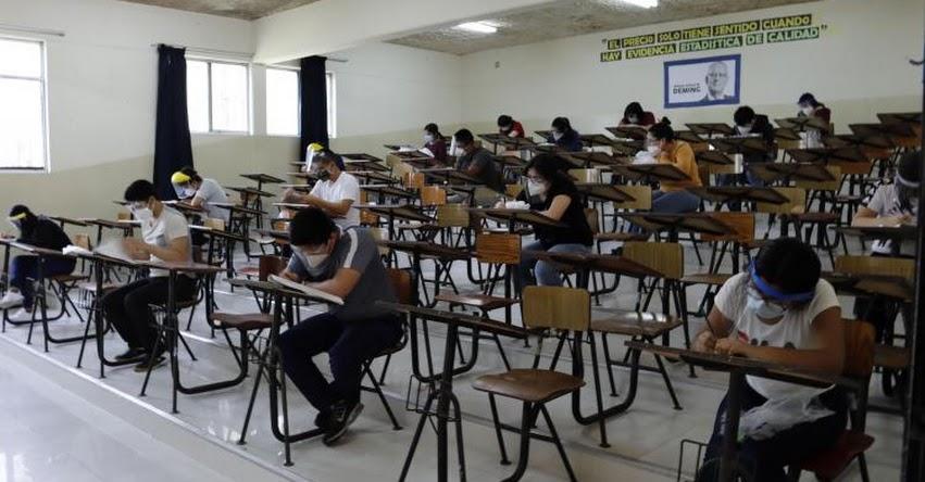 ADMISIÓN UNT 2021-2: Inscripción Examen de Admisión a la Universidad Nacional de Trujillo [CRONOGRAMA] www.admisionunt.info