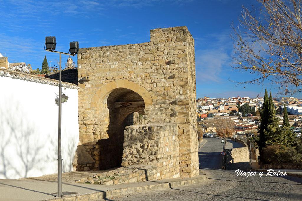 Puerta de Santa Lucía, Úbeda
