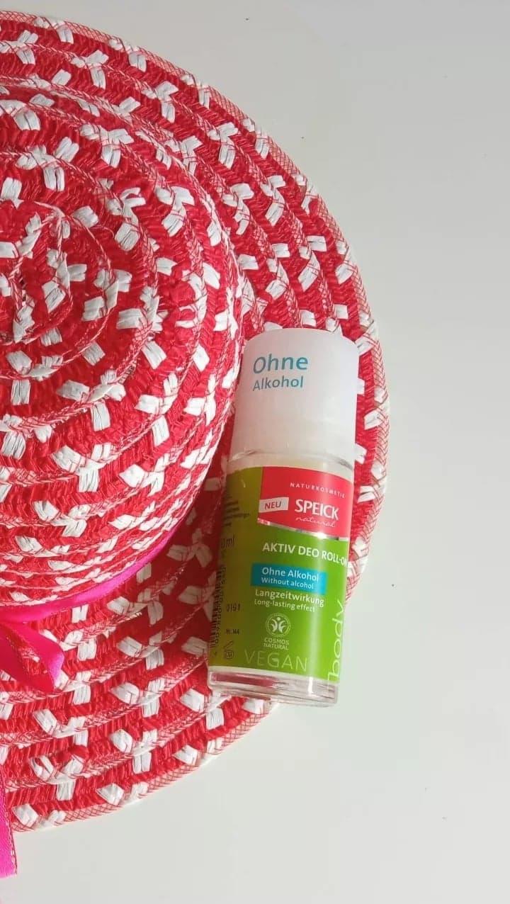 Naturalny dezodorant marki Speick