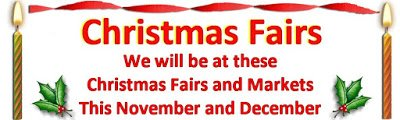 Our Christmas Fairs 2019