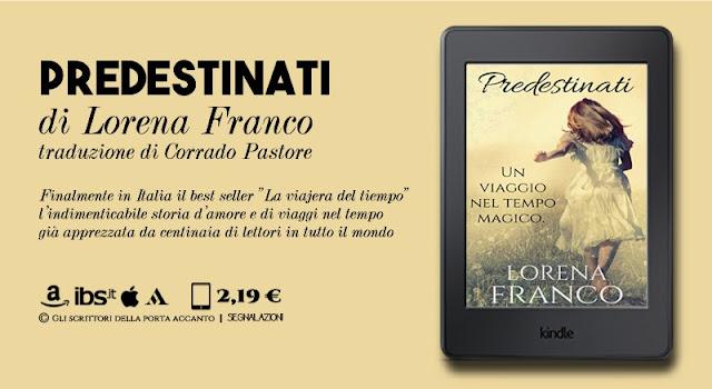Predestinati, di Lorena Franco, traduzione di Corrado Pastore - Libri, scrittori, segnalazioni