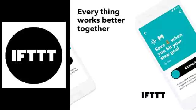 تحميل تطبيق اندرويد IFTTT لادارة الاعمال