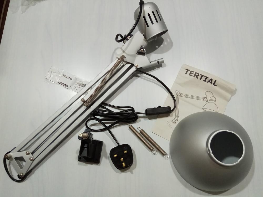 Gadgets and stuff: IKEA Tertial Work Lamp