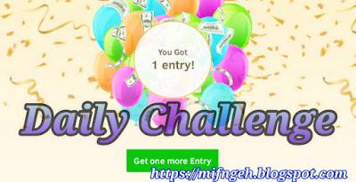 Permainan Baru Daily Challenge Baymack