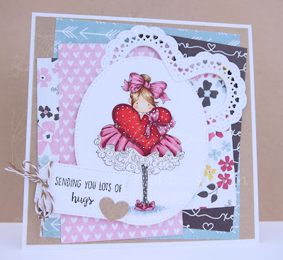 Heather's Hobbie Haven - Bonnie Loves Bows Card Kit