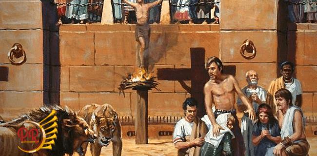 COMO MORRERAM OS PRIMEIROS APÓSTOLOS?