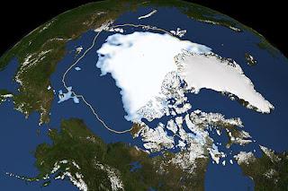 Calotta polare Artica