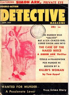 Double-Action Detective Magazine