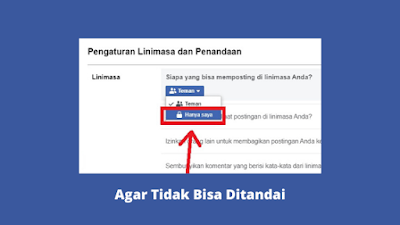 Cara Agar Tidak Bisa Ditandai Teman Di Facebook