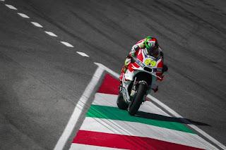 Latihan Bebas 3 (FP3) MotoGP Mugello, Italia 2016
