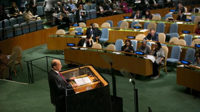 لبنان يسدد ديونه المتأخرة للأمم المتحدة ويستعيد حقه بالتصويت
