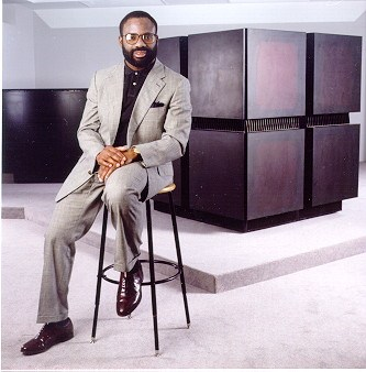 Dr. Philip Emeagwali - Inventor of the World's Fastest Computer