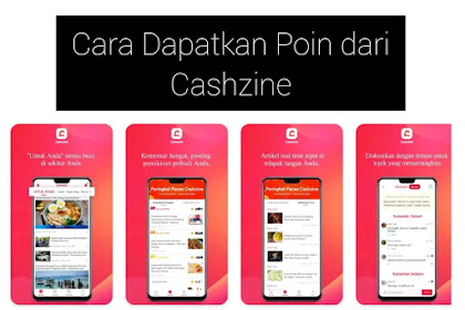 7 Cara Mendapatkan Koin Cashzine Cepat