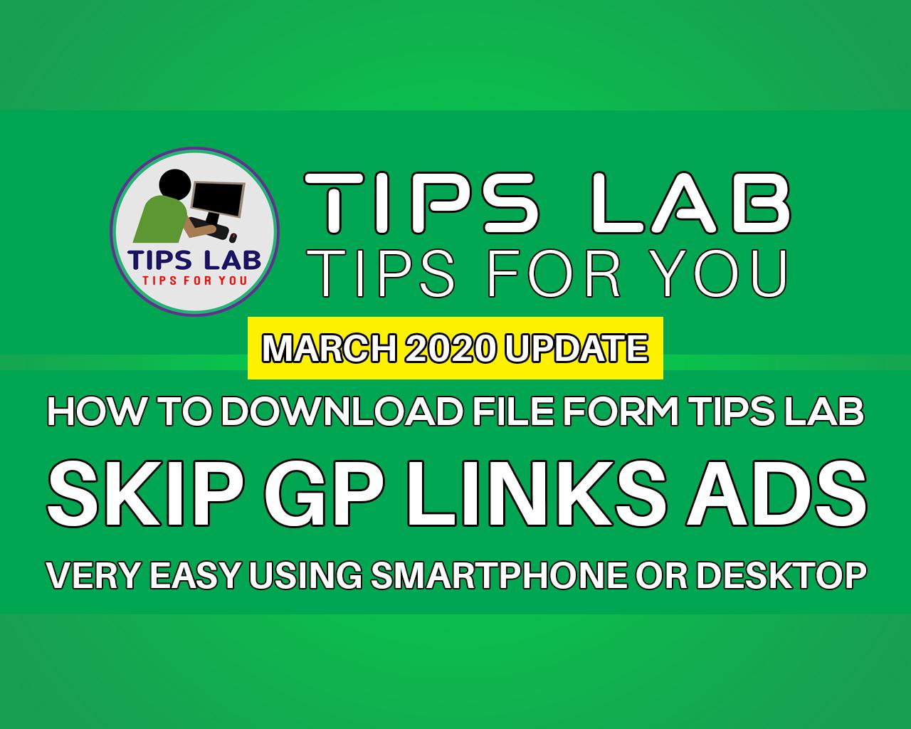 Tips Lab