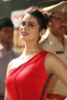 Meenakshi Dixit in Red One Shoulder Red Zipped up gown at IIFA Utsavam Award 54.JPG